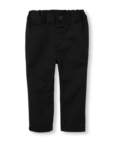 Toddler Boys Skinny Chino Pants