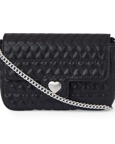 Girls Heart Shine Quilted Bag
