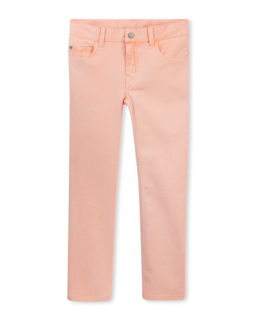 Boys' colored denim pants