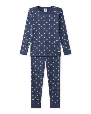 Boy's printed pajamas
