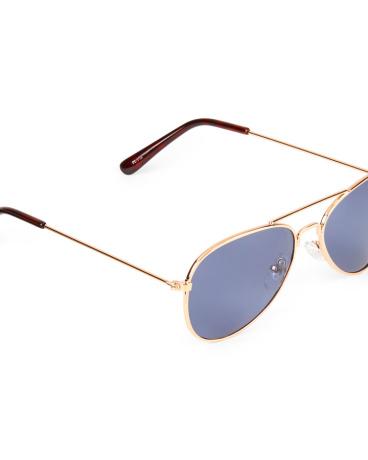 Boys Basic Aviator Sunglasses