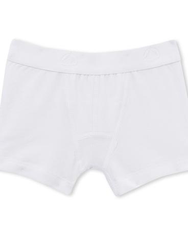 Plain boy's boxers