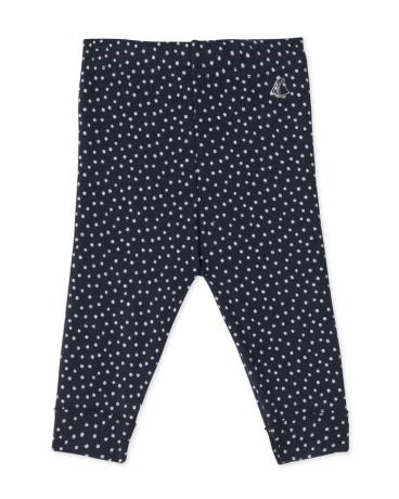 Baby girls' printed leggings