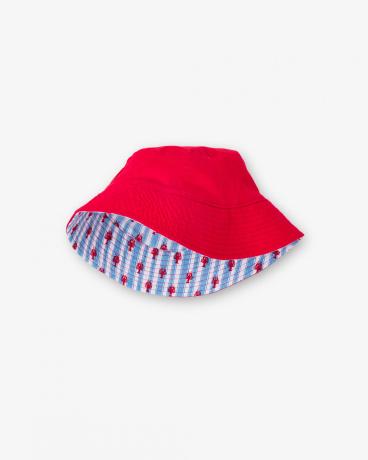 Lobsters Reversible Sun Hat