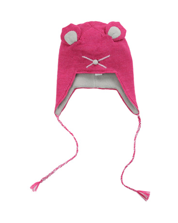 Classic Alpaca Mouse Hat