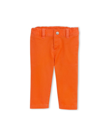Baby boy plain gabardine pants