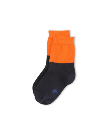 Boy's two-colour socks