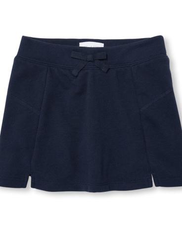 Girls Uniform Active Knit Gym Skort