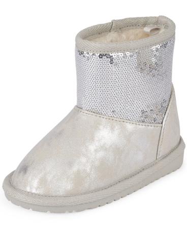 Toddler Girls Sequin Chalet Boot