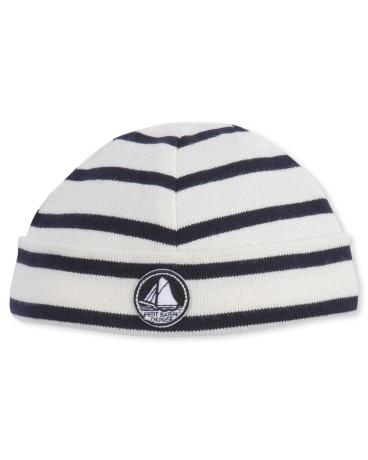 Baby boys' heavy jersey beanie cap
