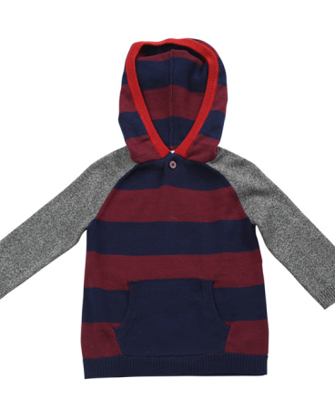 Elliot Hooded Sweater