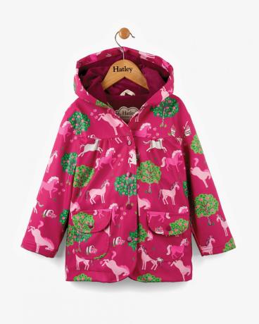 Pony Orchard Girls Raincoat