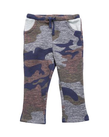 Logan Knit Camo Pant