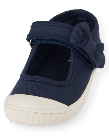Toddler Girls Uniform Skipper Shoe
