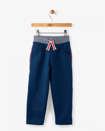 Red White and Blue Track Pants