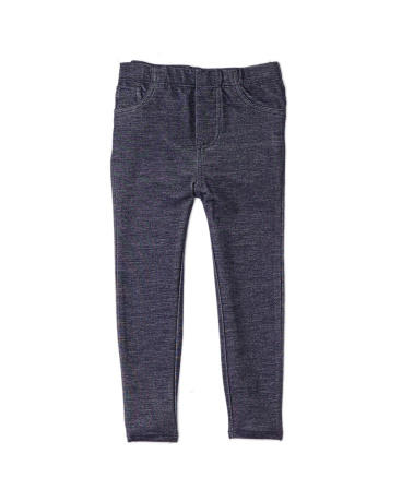 Classic egg Denim Legging