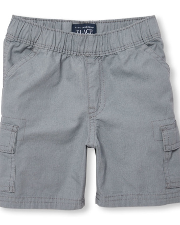 Toddler Boys Pull-On Woven Cargo Shorts