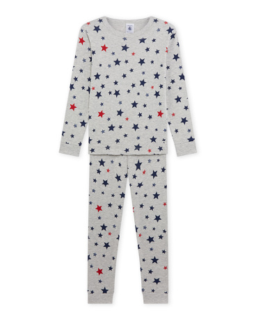 Boy's printed pajamas