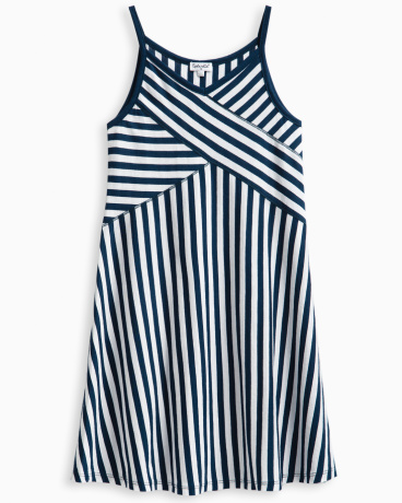 Girl Always Stripe Dress