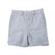 Seersucker Trouser Short