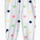 Baby Girl Basics Multi Dot Legging