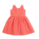 Sleeveless Eyelet Party Dress
