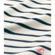Girls' striped T-shirt