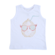 Graphic Coconut Tank Top