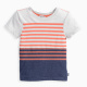 Little Boy Classic Stripe Tee