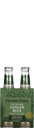 Fever Tree Ginger Beer 4-pack 4x20cl
