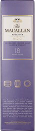 The Macallan 18 years Fine Oak 70cl