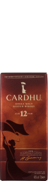 Cardhu 12 years Single Malt 70cl