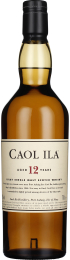 Caol Ila 12 years Single Malt 70cl