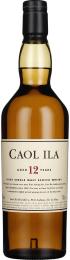 Caol Ila 12 years Single Malt 70cl