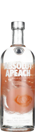 Absolut Apeach 1ltr