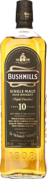 Bushmills 10 years Single Malt 1ltr