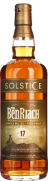 Benriach 17 years Solstice Heavily Peated Port Finish 70cl