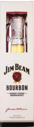 Jim Beam Giftset 70cl