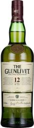 The Glenlivet 12 years Single Malt 70cl