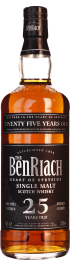 Benriach 25 years Single Malt 70cl