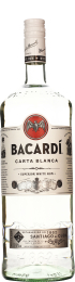 Bacardi Carta Blanca 150cl