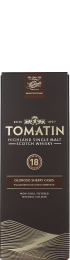 Tomatin 18 years Single Malt 2016 70cl