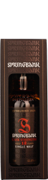 Springbank 12 years Cask Strength 2015 70cl