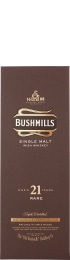 Bushmills 21 years Single Malt 70cl