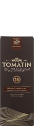 Tomatin 18 years Single Malt 70cl