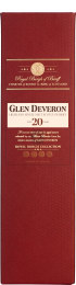 Glen Deveron 20 years Single Malt 1ltr