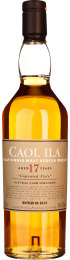 Caol Ila 17 years Unpeated Special Release 2015 70cl