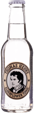 Thomas Henry Elderflower Tonic 24x20c