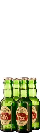Fentimans Ginger Beer 4-pack 4x125m