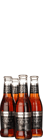 Fever Tree Madagascan Cola 4-pack 4x20cl